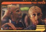Star Trek Deep Space Nine - Profiles Card 58