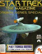 Star Trek The Magazine volume 2 issue 1 cover 2