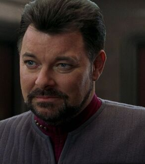 William Riker, 2379