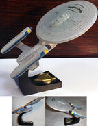 Hamilton USS Enterprise-C