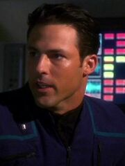 Kommunikationsoffizier Enterprise 2153