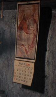 March 1950 calendar