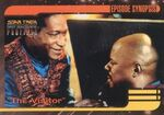 Star Trek Deep Space Nine - Profiles Card 76