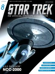 Star Trek Official Starships Collection Issue 8