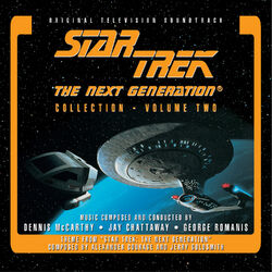 Star Trek The Next Generation Soundtrack Collection - Volume Two