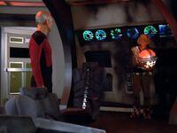 The Battle - Picard i Bok na Stargazerze