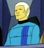 Vulcan Elysian councilor
