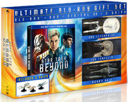 Walmart Star Trek Beyond Ultimate Blu-Ray Gift Set
