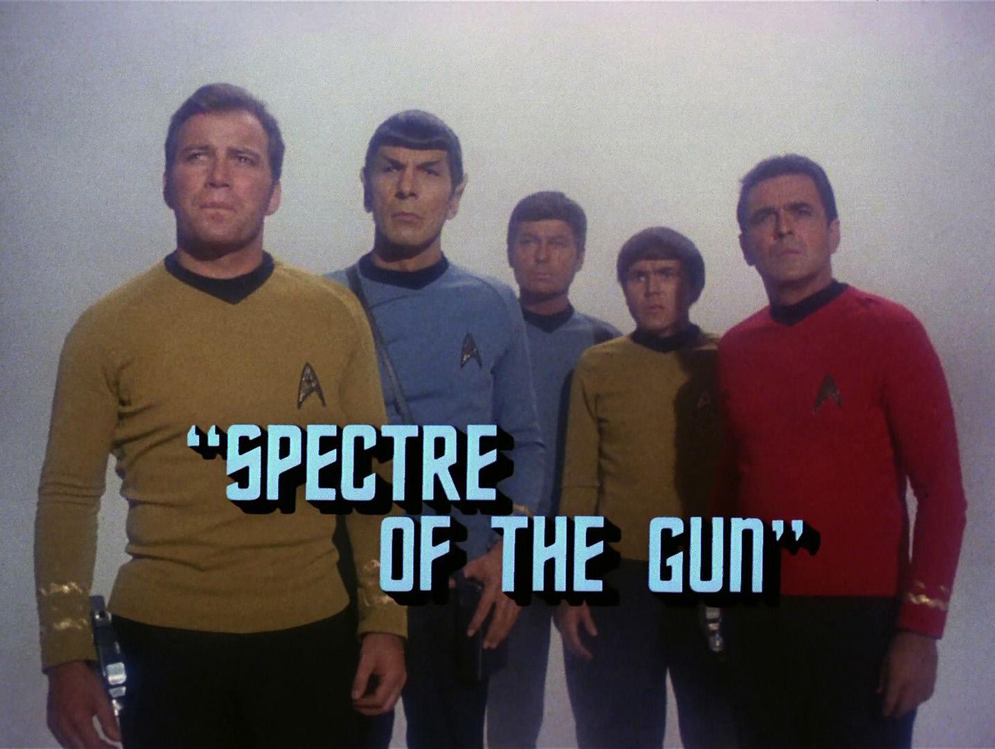 Spectre Of The Gun Episode Memory Alpha Fandom Powered By Wikia Red Alert Star Trek Alarm Siren 1 43853 2268 Title Card