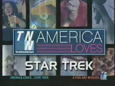 America Loves Star Trek