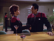 Chakotay meets Archer