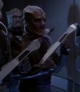 Jem'Hadar Guard 4, To the Death