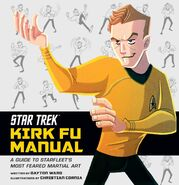 Kirk Fu Manual cover