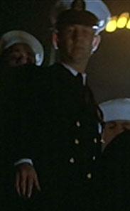 ... as a Marine sergeant