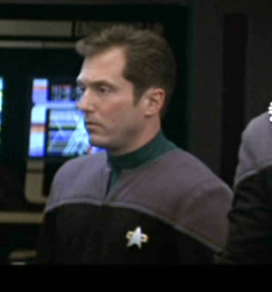 ...as an <i>Enterprise</i>-E crewman