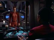 Sisko ist sich nicht sicher ob Krieg nur hinausgezögert