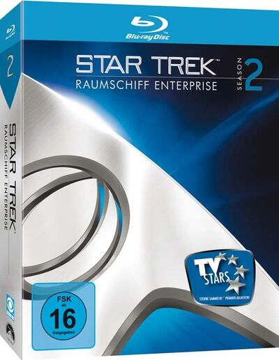 TOS-R Staffel 2 BD