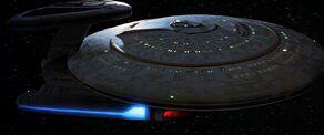 USS Farragut, Generations