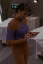 Bajoran nurse, 2372