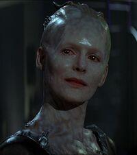 Borg Queen, 2373