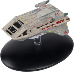 Eaglemoss Transport Shuttle