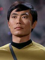 Hikaru Sulu 2268