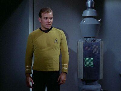 Kirk und Nomad