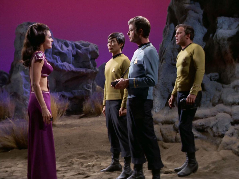 Gefährliche Planetengirls | Memory Alpha, das Star-Trek