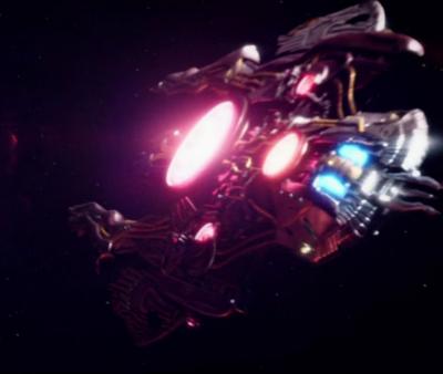 Klingonischer Zerstörer