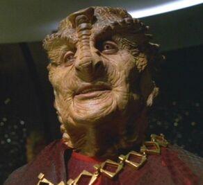 Odala, a Voth female in 2373