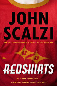 Redshirts cover