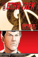 Spock Reflections issue 2 cover