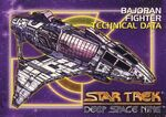 Star Trek Deep Space Nine - Season One Card092