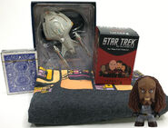 Star Trek Mission Crate 006 contents