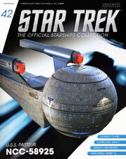 Star Trek Official Starships Collection Issue 42