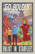 Star Trek Ongoing issue 3 cover B