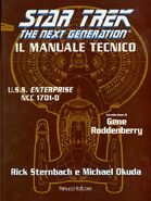 Star Trek The Next Generation Technical Manual (IT)