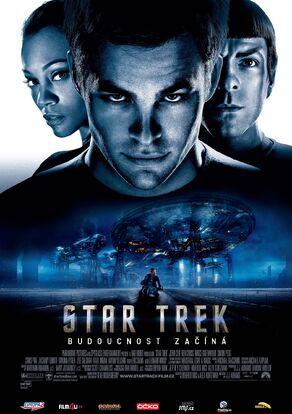 Star Trek czposter