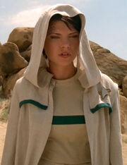 Starfleet desert robe
