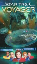 VOY 6.1 UK VHS cover