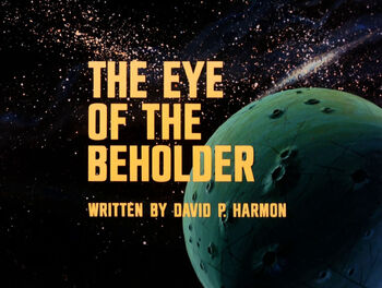 The Eye of the Beholder title card