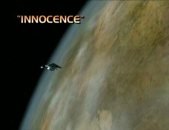 Innocence title card