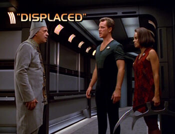 Displaced title card