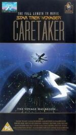 Caretaker UK special edition VHS cover