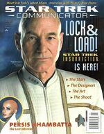 Communicator issue 120 cover