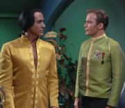 Khan and Kirk, 2267