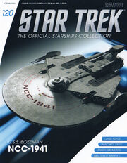 Star Trek Official Starships Collection issue 120