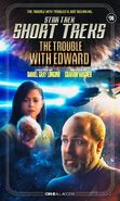Trouble with Edward publicity cover