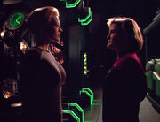 Janeway und Seven Aussprache