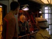 Quark will Nog nicht bei Sternenflotte